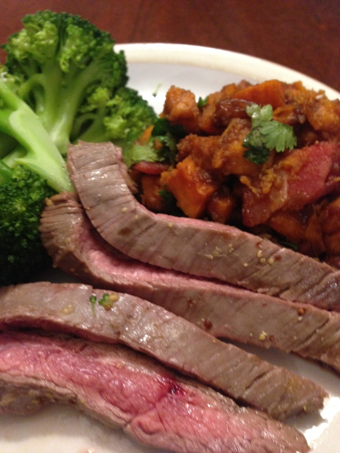 Citrus-Ginger Flank Steak Marinade